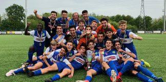 Fossano Calcio campione regionale Juniores