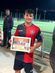 Edoardo Secci, miglior giocatore