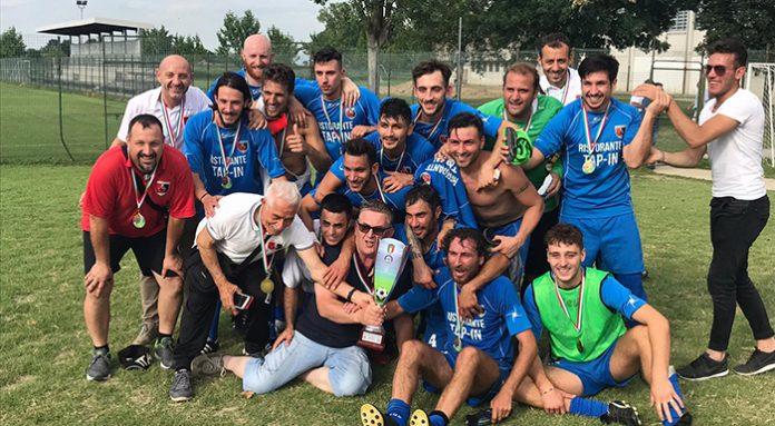 Salsasio vince la Coppa Piemonte Valle d'Aosta